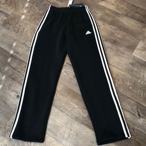 Adidas Essentials 3 Stripe Sweatpants